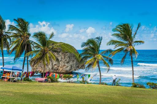 remote work in Barbados
