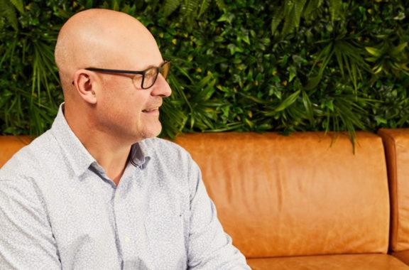 Men with black glasses_employer obligations webinar_Employment Hero