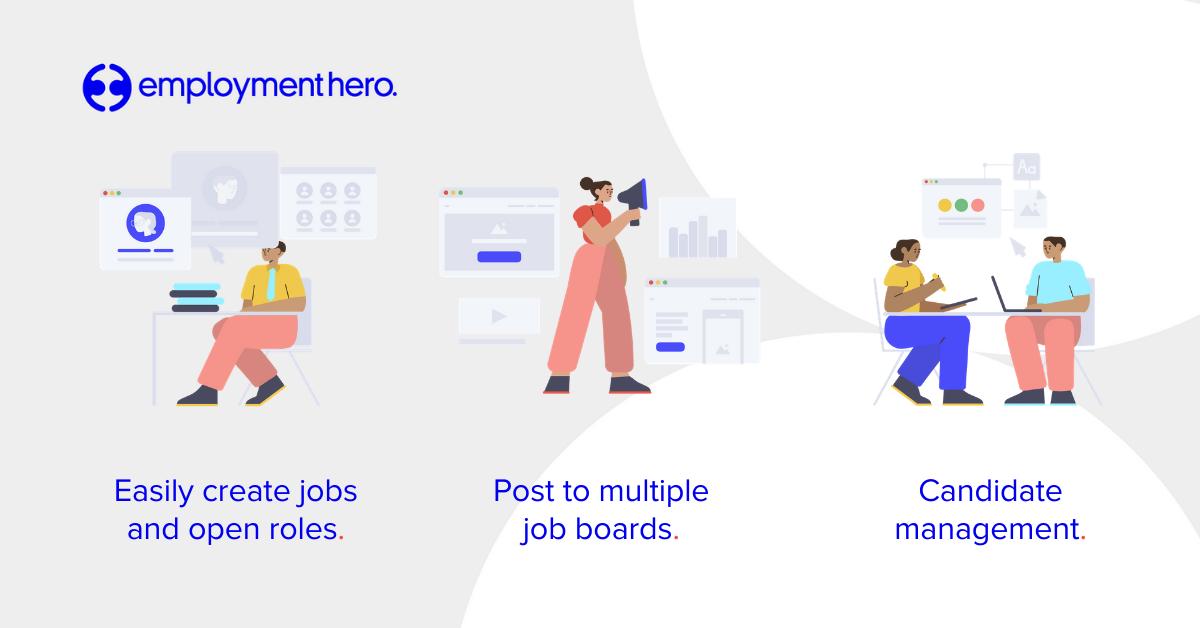 ATS Hiring Benefits - Employment Hero