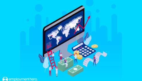 Illustration for blog on personal finance tips