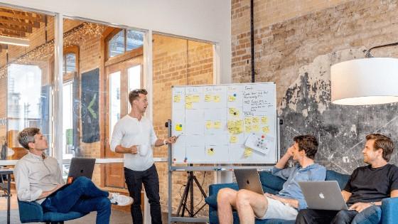 cross team collaboration - hr trends - employment hero