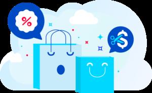 HeroShop icon, from the WorkLife platform