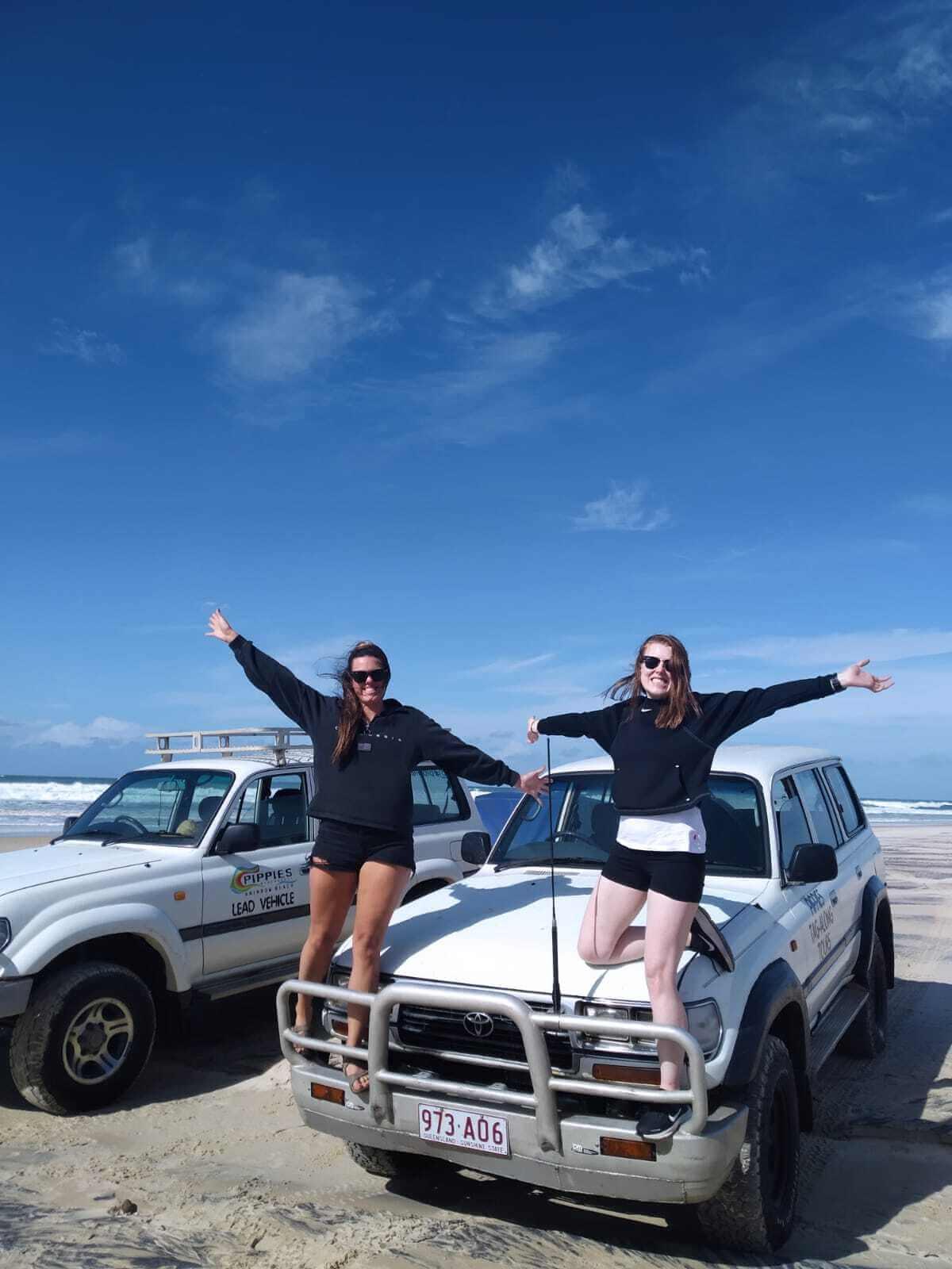 Fraser Cars - remote road trip