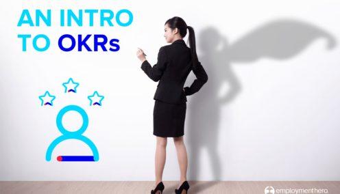 Objective Key Results OKRs Employment Hero