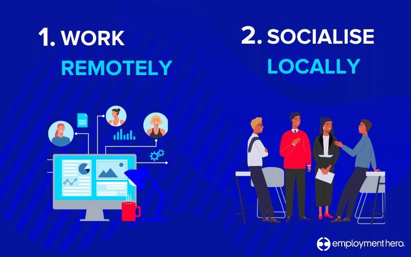 Work remotely - Employment Hero