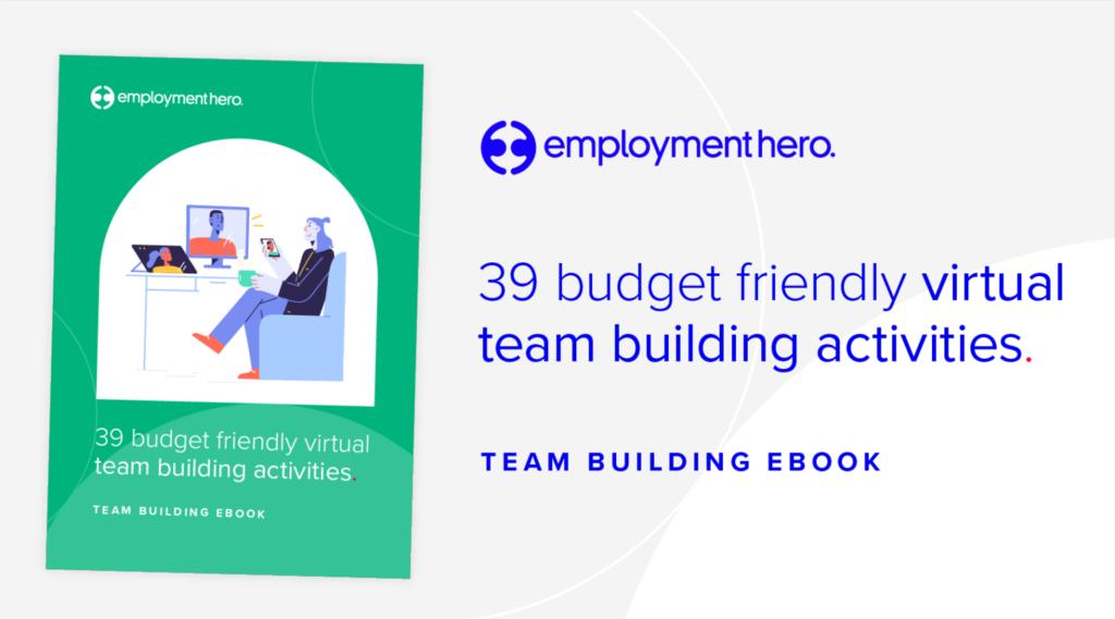 39 team building games