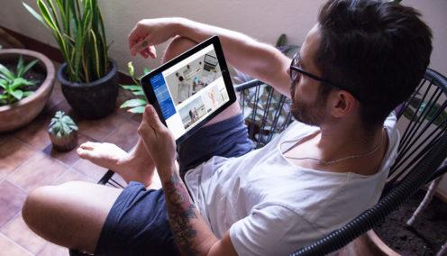 Life Hero on iPad